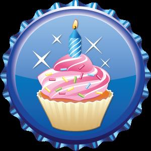 Happy Birthday 2011 topi