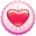 Valentine's Day 2011 Cap - fanpop-caps icon