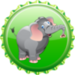 Lucky Elephant Cap - fanpop-caps icon