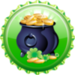 Pot of Gold Cap - fanpop-caps icon