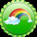 Rainbow Cap