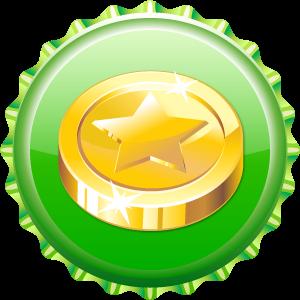 emas Coin topi