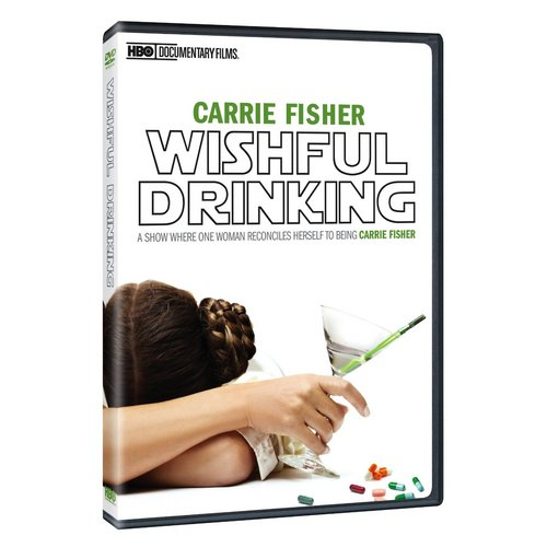 Carrie/Leia's best selling book turned HBO show