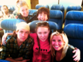 Charlotte,Daniel,Munro,Chloe,and Jessica - munro-chambers photo