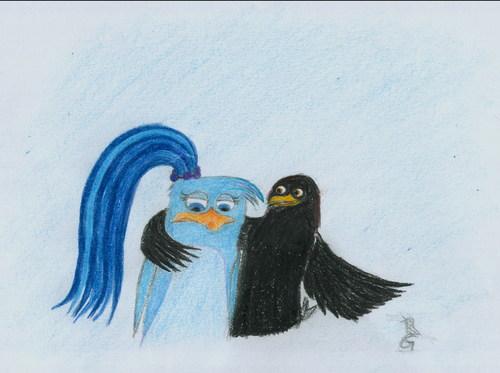 Cheer up, Bluey