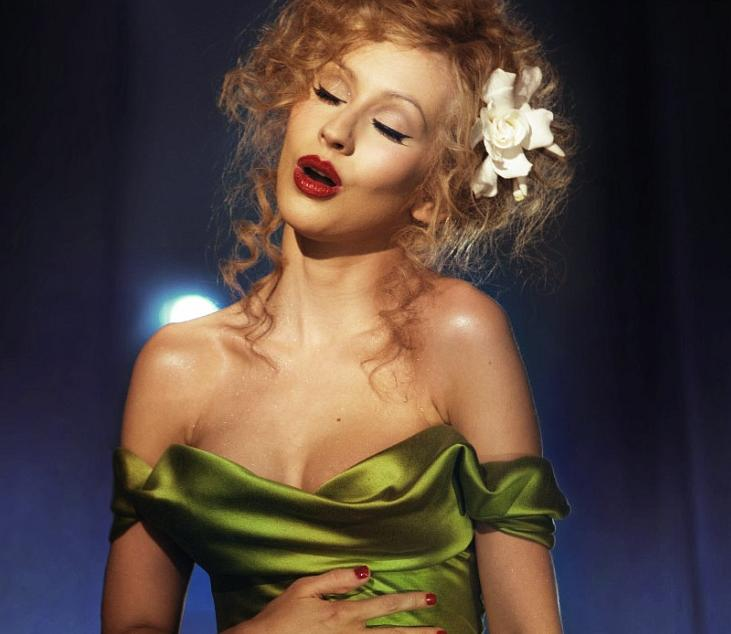 Burlesque Images Christina Aguilera Hd Wallpaper And Background