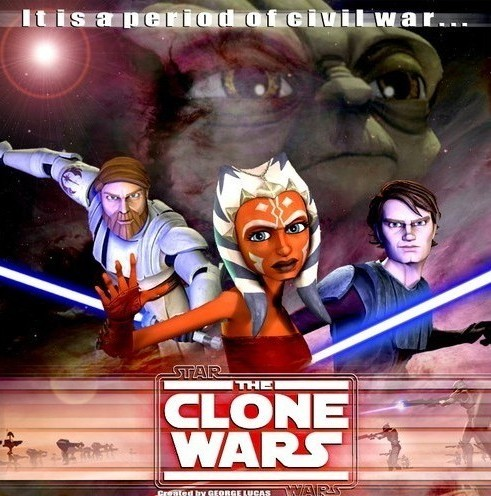 Clone wars - star-wars-clone-wars Photo