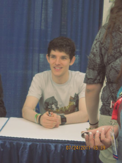 Comic Con SD - merlin-and-arthur Photo