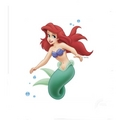 DP Line Up Mermaid Ariel