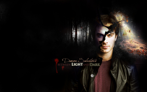 Damon Salvatore پیپر وال with sunglasses called Damon Salvatore ✯