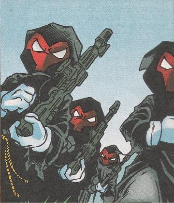Dark Legion Troops