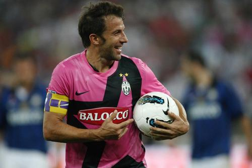 Del Piero 2011 wallpapers