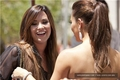 Demi - Kim Kardashian's Bridal mandi, shower - August 2011