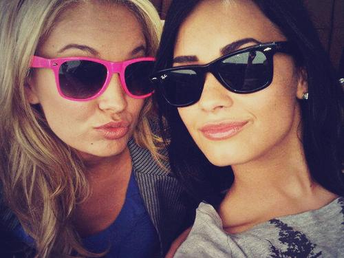 Demi & Tiffany