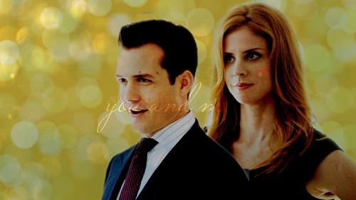 Donna & Harvey