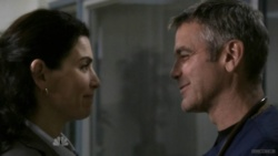Doug Ross and Carol Hathaway, ER, Episode 15 X 19, Old Times.