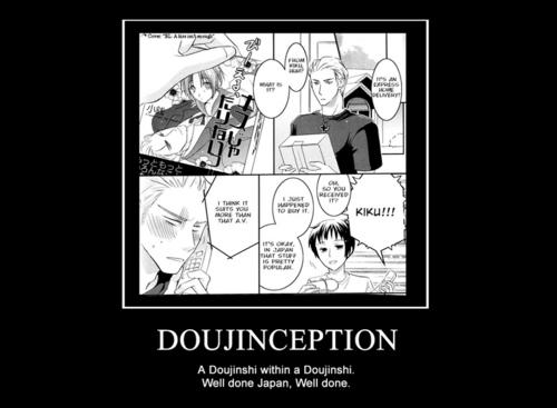 Doujinception