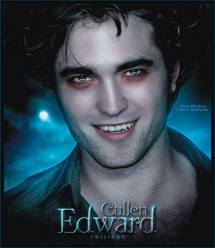 Edward Cullen wallpaper possibly with a portrait titled Edward Cullen