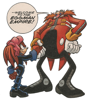 Eggman Alliance