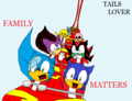 Family Matters - cece-the-hedgehog photo