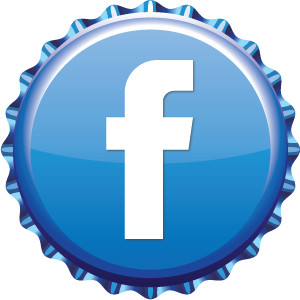 Facebook berretto, tappo