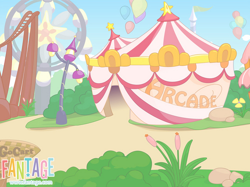 Fantage Carnival Wallpaper  - fantastic-age Wallpaper