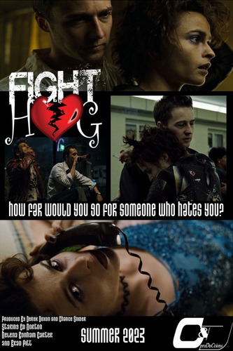 Fight Hug Official Poster