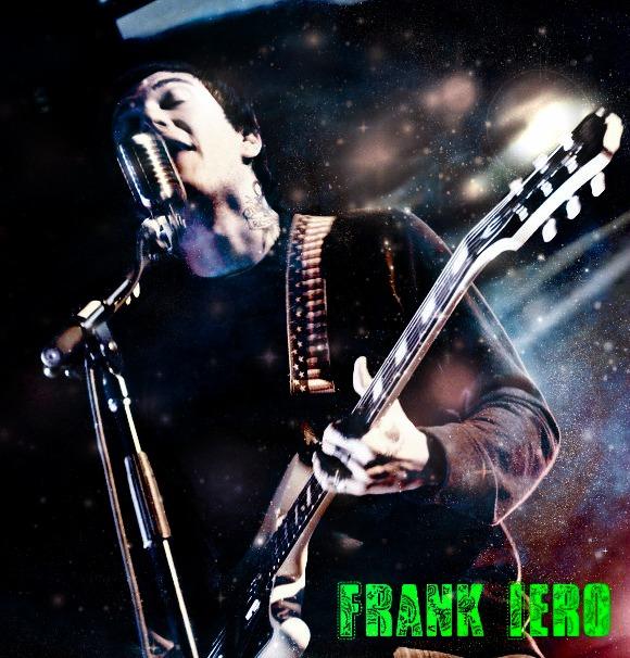 Frank Iero Wallpaper