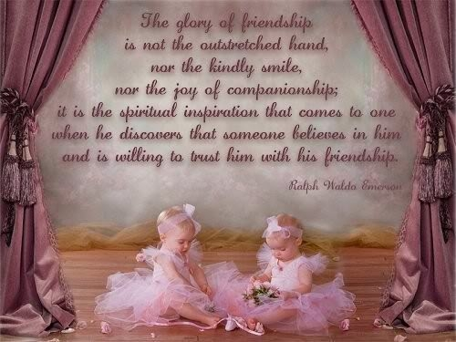 Friendship - For آپ Princess <3