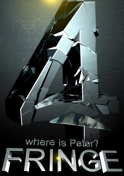 Fringe Season 4 Fan-Made Poster
