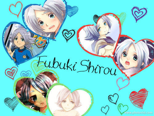 Shirō Fubuki/Shawn Frost wallpaper possibly with anime entitled Fubuki Shirou!! ^^