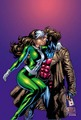 Gambit and Rogue - x-men photo