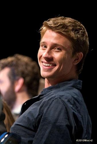 Garrett Hedlund - 2010 Comic Con