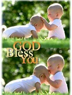 God bless anda