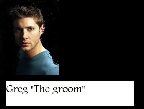 "Harper's Island wallpaper containing a portrait entitled Greg ""The groom"" Season 2"