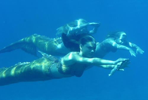 H20 J.A.W Mermaids!