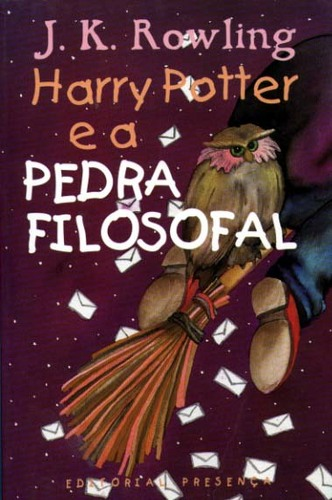 Harry Potter and the Philosopher's (sorcerer's) Stone: Portugal