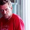 Dr. Gregory House photo with a portrait titled House♥