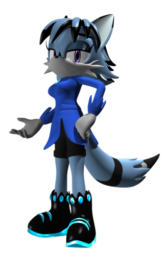How Bout Dis, Viva-The-Hedgie? Solena The Wild Cat???