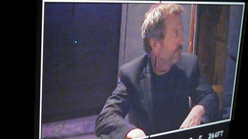 Hugh Laurie wallpaper entitled Hugh Laurie Teaser- L'oreal Paris(screencaps)