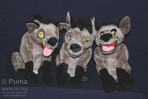Hyenas from Lion King wallpaper called Hyenas plush