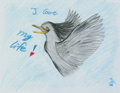 I love my life! - bird-g fan art