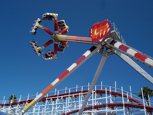 I rode on this thing too