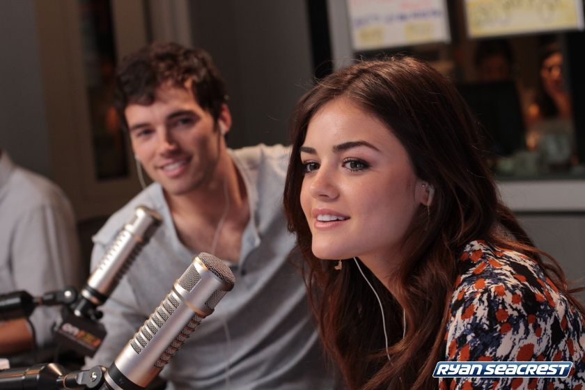 Ian/Lucy..♥ - lucy-hale Photo