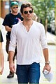 James Marsden: 'Bachelorette' in the Big Apple - james-marsden photo