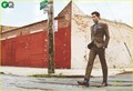 James Marsden Suits Up for 'GQ' September 2011 - james-marsden photo