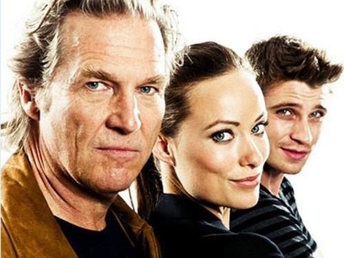 Jeff, Olivia, Garrett