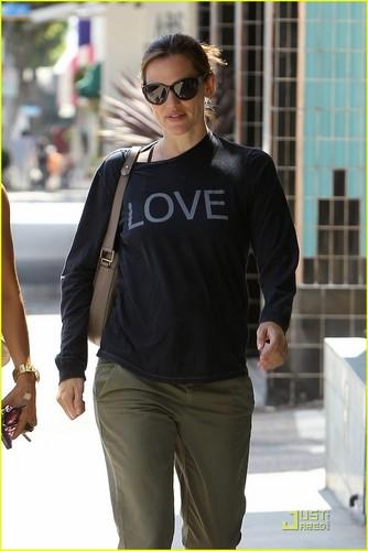 Jennifer Garner: Baby Bump tình yêu