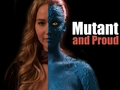 Jennifer as Raven Darkholme / Mystique