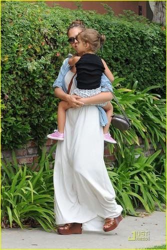 Jessica Alba Debuts Post-Baby Body